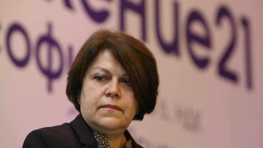 Татяна Дончева: Може би имам шанс да се погрижа за хиляди деца
