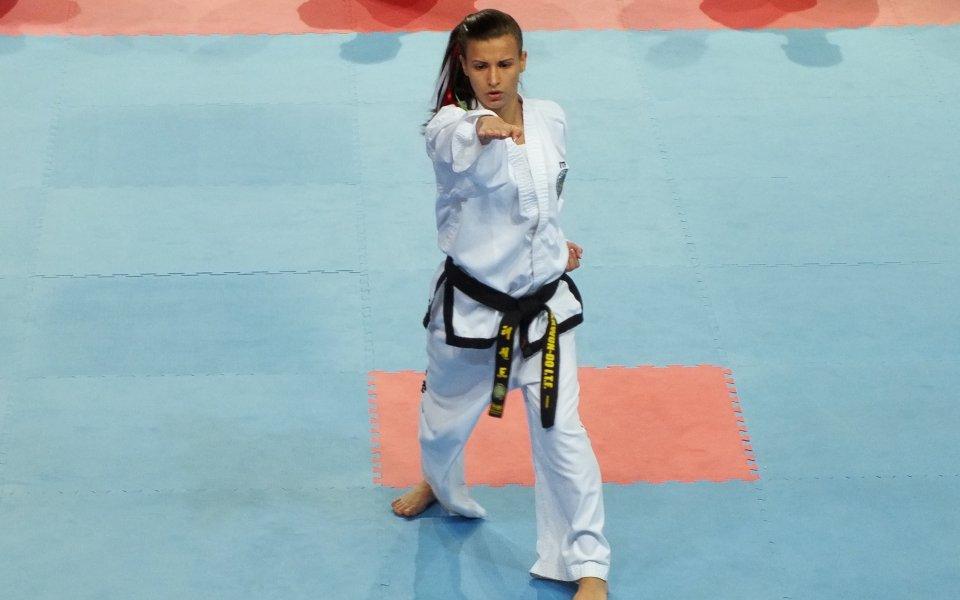 Василена Йорданова Спортист №1 на Перник за 2019 година