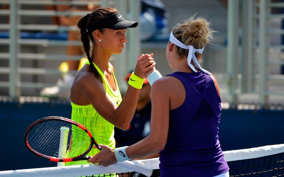 Съмнения за манипулиран мач на руска хубавица на US Open