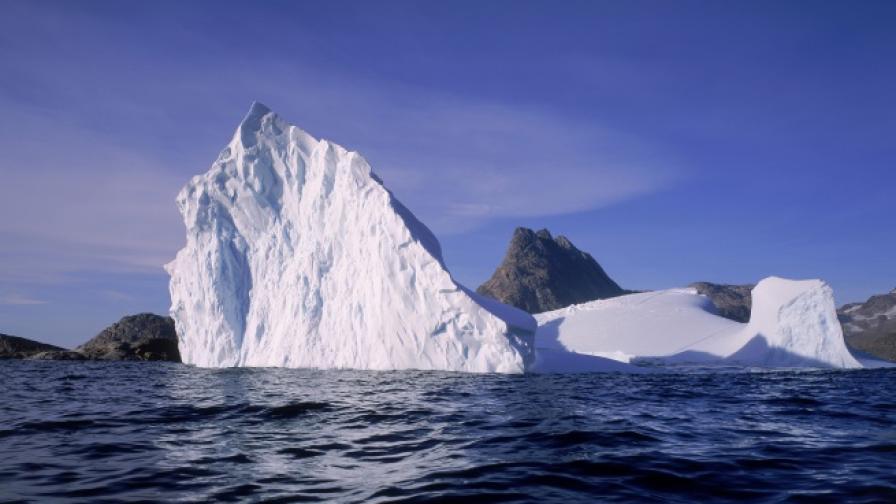 Рекордни горещини са регистрирани в Гренландия