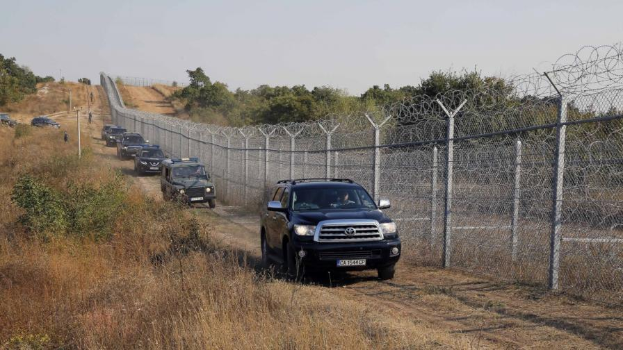 Втора степен на опасност за българо-турската граница