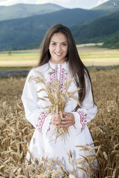 - В живата в Южна България