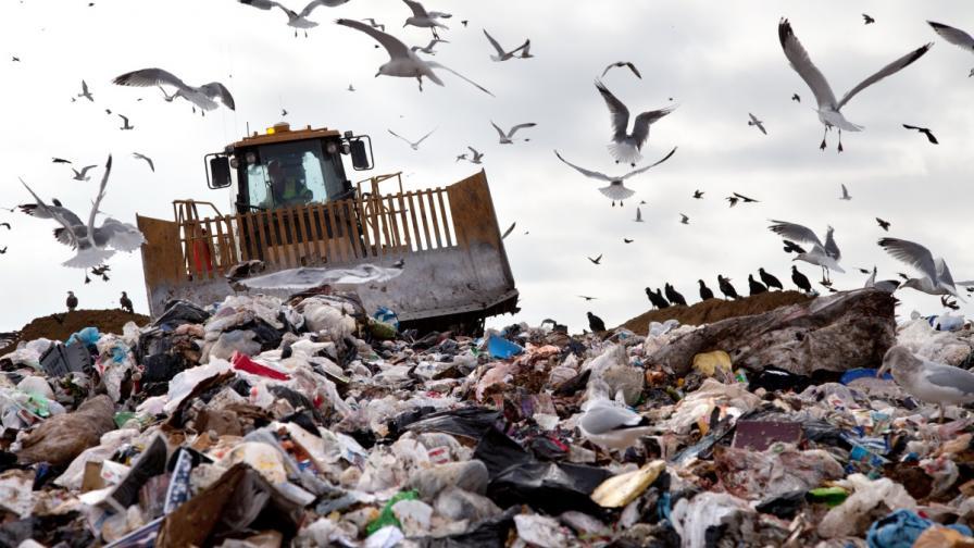 <p>Прокуратурата се заема с отпадъците край Червен бряг</p>