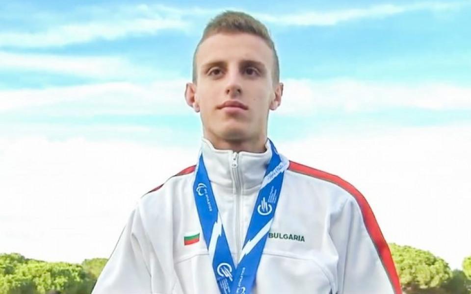 Християн Стоянов седми на 1500 метра на Параолимпиадата