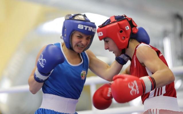 Еми-Мари Тодорова източник: bgboxing.org