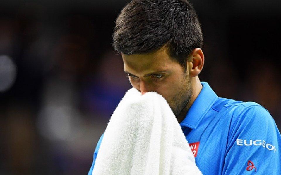 Джокович призна: Някак се изгубих след