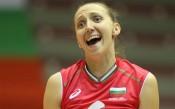 Цветелина Заркова под въпрос за мача с Черна гора