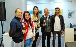 Шампионките от Перун станаха Отбор на месеца във Варна