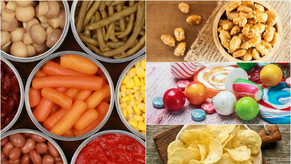 Не яжте тези храни, ако искате да сте щастливи