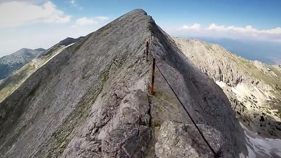 7-те най-опасните и красиви планински маршрути в света