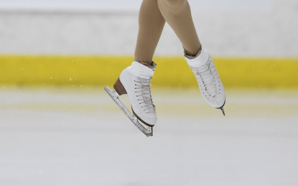 Животът на състезателка по фигурно пързаляне, участвала в откриващата церемония