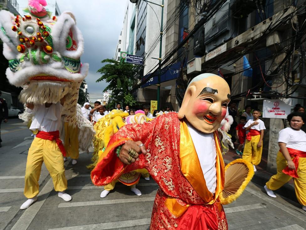 - Ежегодния вегетариански фестивал се провеждат тази година от 1 до 9 октомври на пазара Чайнатаун в Банкок, Тайланд