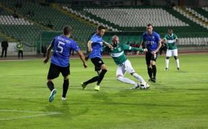 Въртележката от мачове в Първа лига продължава