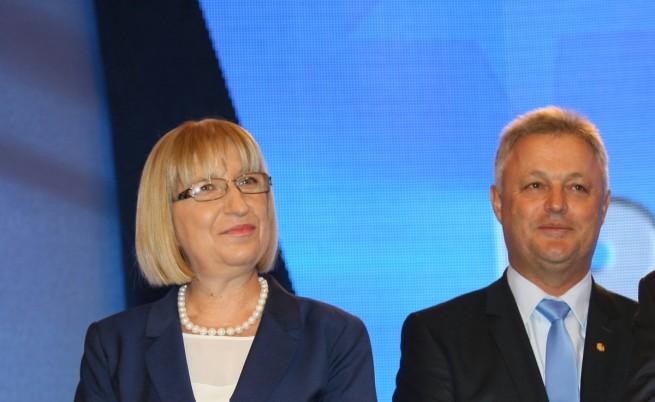 Цачева е кандидатът. Майка на нацията я нарече Борисов