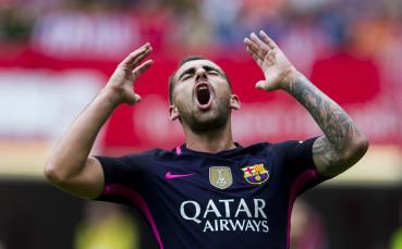 Пако Алкасер не планира да напуска Барселона