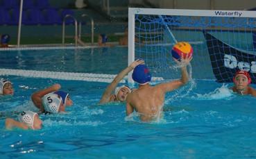Девет отбора стартират в шампионата по водна топка