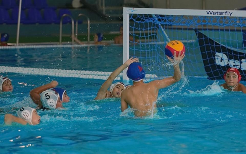 Бургас приема Балкански игри по водна топка