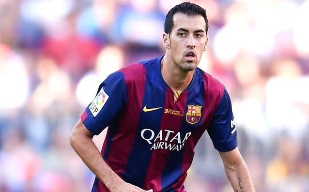 Халфът на Барселона Серхио Бускетс заяви, че в предстоящия мач
