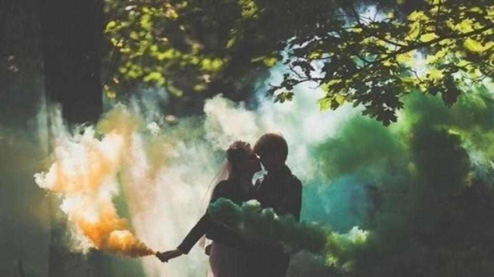 Как обича да се целува всяка прекрасна Везна