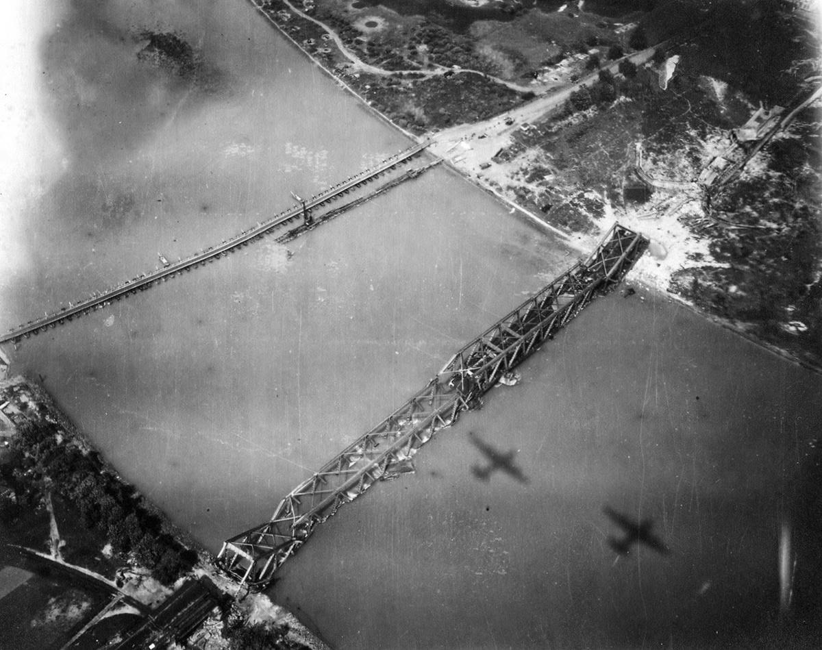 Кьолн, Германия 1944 г.