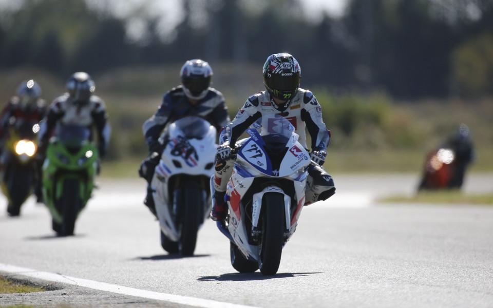 """Европейският шампион по мотоциклетизъм Мартин Чой отново събира """"класа""""  мотористи"""