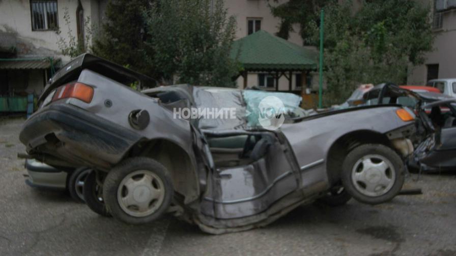 Един от най-младите кметове в България умря на пътя