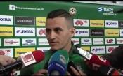 Костадинов: Важен е добрият резултат, а не дали аз ще вкарам