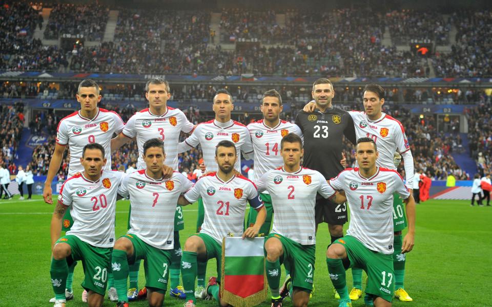 В СНИМКИ: Франция - България 4:1
