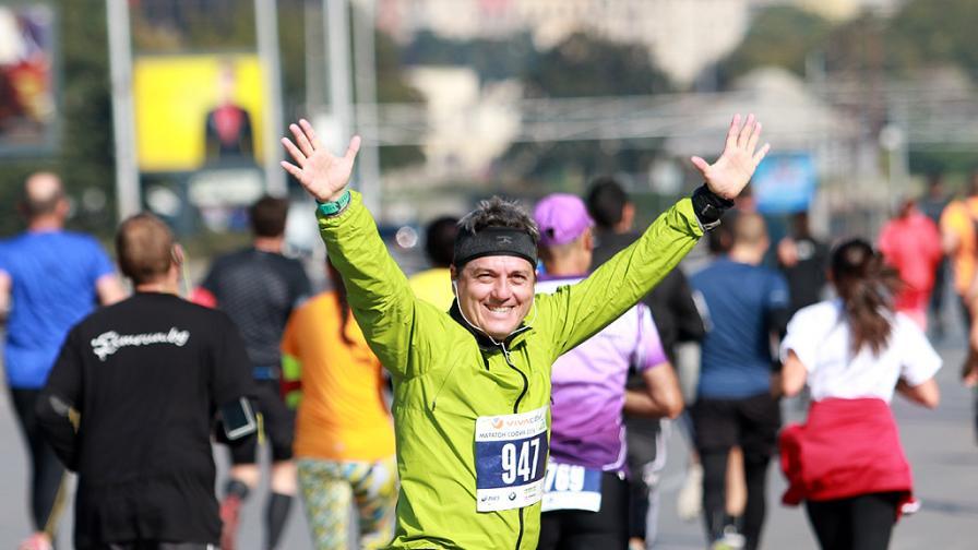Без коли в центъра на София заради маратона