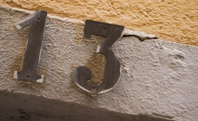 Защо хората се страхуват от фаталното число 13