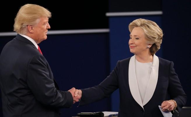 Кампанията на Тръмп в пъти по-евтина от тази на Клинтън