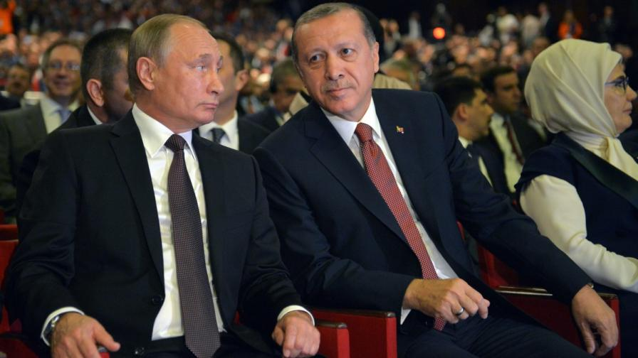 Русия и Турция си поделят Балканите, ЕС мълчи