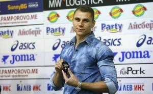 Черно море с Антон Огнянов срещу Локо Пловдив