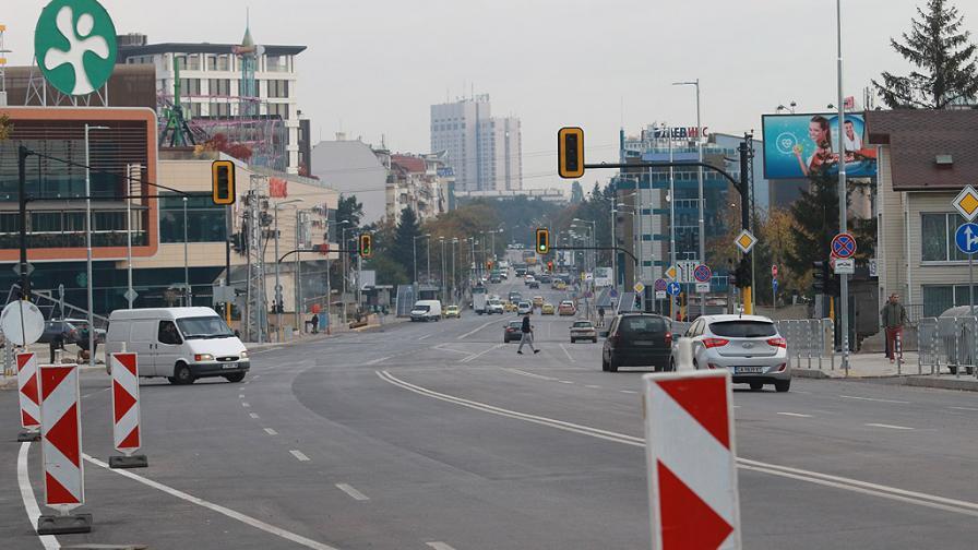 Къде в София ще има ремонти