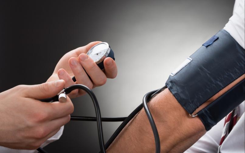кръвно налягане мерене