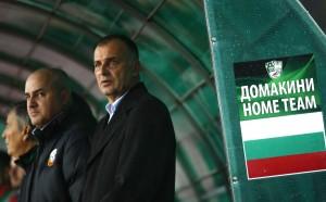 Тони Здравков обяви състава за квалификацията със Словения