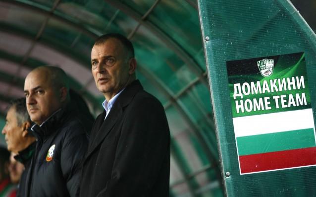 Селекционерът на младежкия национален отбор до 21 г. Антони Здравков