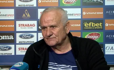 Люпко Петрович: Мачът с ЦСКА е големият изпит