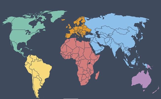 Защо страните се делят на първи, втори и трети свят