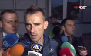 Защитник на Етър се открои при нулевото реми във Варна