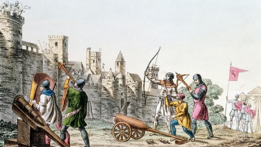 Колко години продължава Стогодишната война