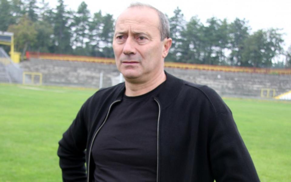 Емил Велев с пост в Трета лига