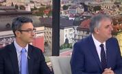 Трайчо Трайков срещу Ивайло Калфин за бъдещия президент