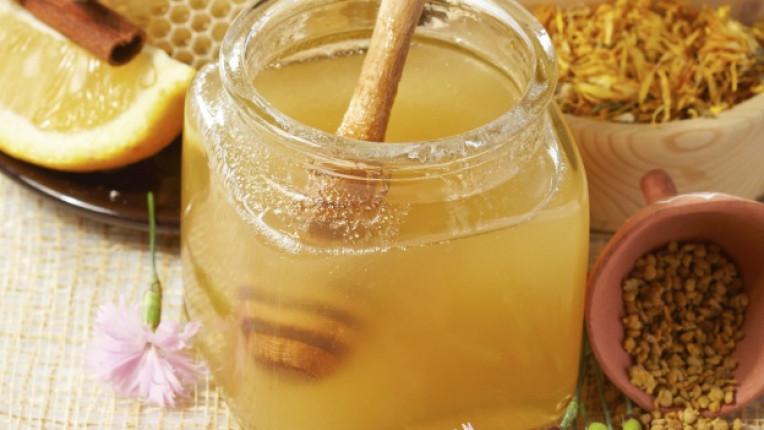 мед пчелни продукти закуска