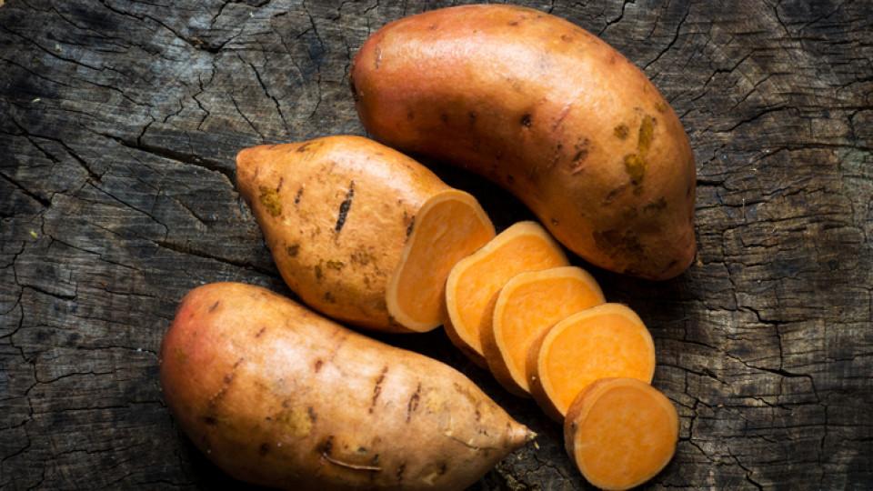 Как да готвим червени картофи