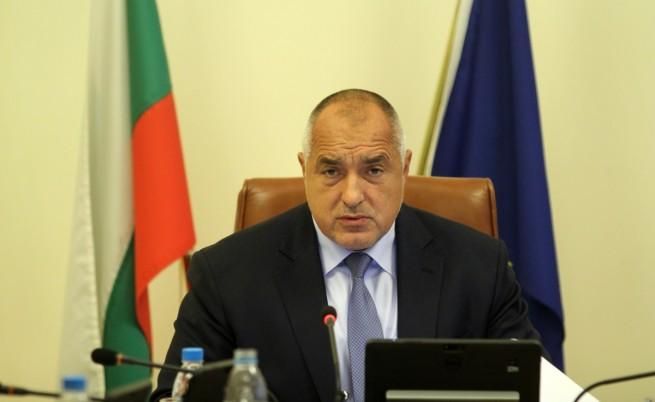 Бойко Борисов: Подавам си оставката