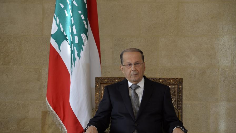 Християнин слага край на политическата криза в Ливан