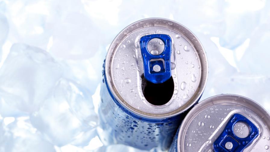 Енергийните напитки са вредни за сърцето