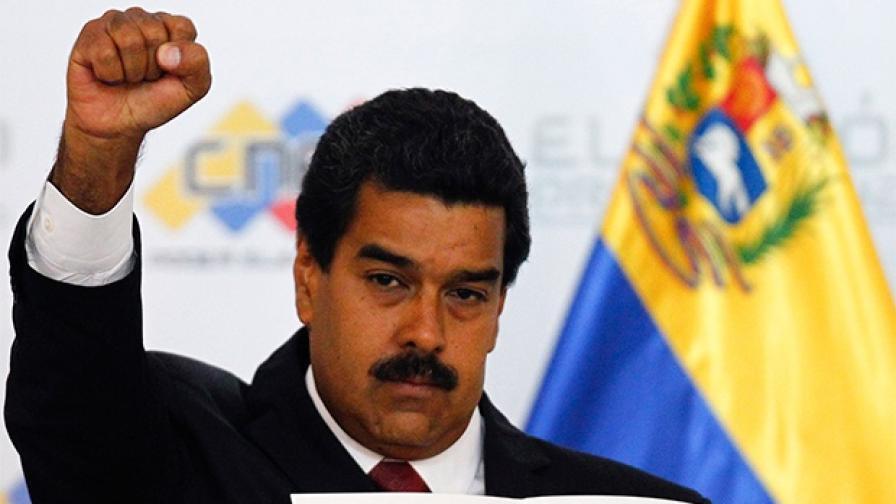 Венецуела преизбра Мадуро за президент