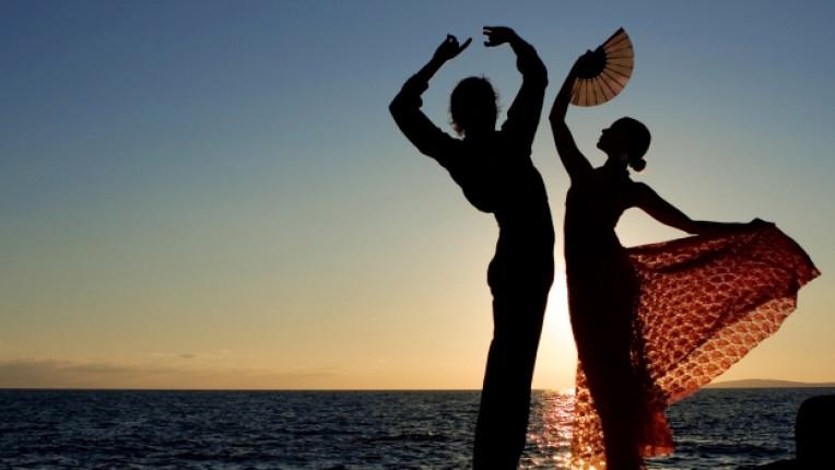 танц море